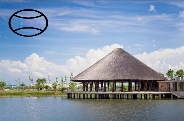 mái nhà tròn theo phong thủy