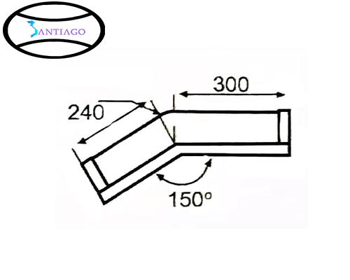 mặt cắt đỉnh mái ngói nhựa