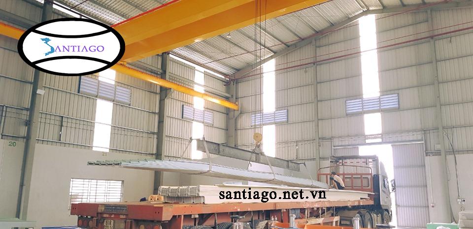 nhà máy sản xuất tôn nhựa