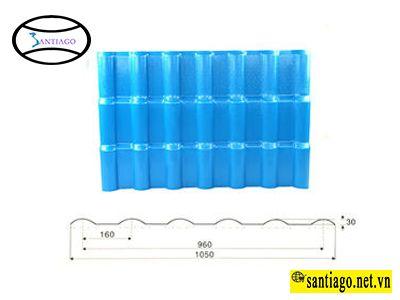 quy cách ngói nhựa