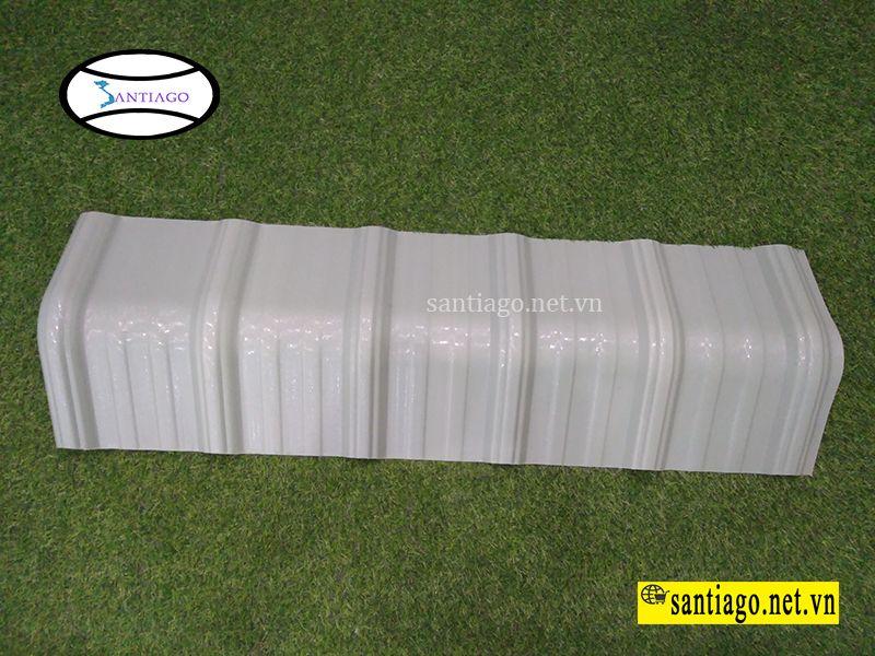 úp nóc tôn nhựa pvc 6 sóng